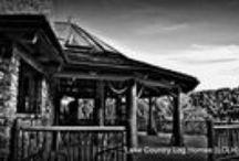 Lake Country Log Homes / Log Homes
