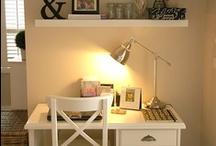 Vintage Home / Esta Board esta compuesta por estudios, zonas de la casa o simplemente decoración de estilo Vintage.
