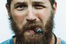 Beard, Mustaches & Cigars