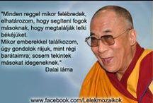 Idézetek - Dalai Láma / Lélekmozaikok: http://lelekmozaikok.cafeblog.hu Történetek...Érzések...Gondolatok... Lelked építőkövei a megismerés útján...