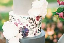 Wedding cakes / by LolliPics