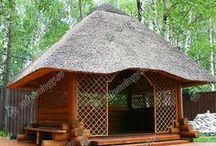 Thatch garden house 2