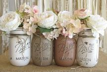 Mason jars / by LolliPics