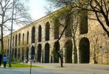 İstanbul'un su kemerleri / Tarih boyunca farklı medeniyetlere ev sahipliği yapan İstanbul, eşine az rastlanır zenginlikte bir tarihi birikime ve kültürel çeşitliliğe sahiptir.