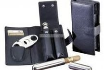 Cigar Accesories / All you need to have a perfect smoke at home, the office, the beach, ... wherever you want to be