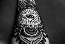 INKED /  Cool tattoos. It's always good to have some inspiration / by Corona Cigar Co.