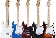 guitars / กีตาร์มากมาย ค้นหาได้ที่นี่
