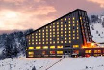 Kaya Palazzo Ski & Mountain Resort / Kaya Palazzo Ski & Mountain Resort, unutulmaz bir tatil için kalite ve konforu bir arada sunuyor.  bit.ly/mngturizm-kayapalazzo