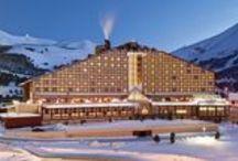 Renaissance Polat Erzurum Hotel / Palandöken Dağları'nın eteğinde Türkiye'nin ilk beş yıldızlı kayak ve kongre oteli olarak hizmet vermektedir. Dünya'nın ikinci, Avrupa'nın ise en iyi doğal kayak pistine sahiptir.