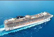MSC Splendida ile Akdeniz Turu