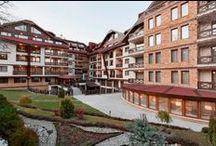 Regnum Bansko Apart Hotel & Spa / Bulgaristan'daki tatil mekanlarının en gözdesi, muhteşem manzaraya  sahip Regnum Hotel & SPA Bansko'nun benzersiz atmosferi ile aradığınız her şeyi bulacaksınız.