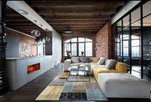 Interiors / Atmospheres