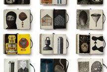 Sketch / Sketchbooks, notebooks, moleskine...