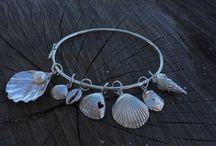 Mermaid Life / Coleção Conchas em prata, da minha marca de joias @anazulmajoias e um pouco do #MundoAZJ em fotos. Site: www.anazulma.com.br