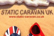 Static Caravan UK / Private static caravan holiday hire