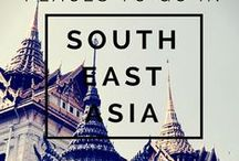 South East Asia / wanderlust for south east asia #indonesia #vietnam #singapore #cambodia #singapore #angkorwat