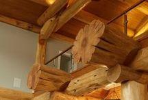 Luxury Log and Timber Frame Homes / Luxury Log and Timber Frame Homes