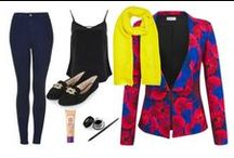 Outfit inspiration / Suggestions from the Whistle & Wolf team on what to wear your pieces from the collection with.