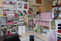 Scrap Rooms / Room ideas / by Sandra King
