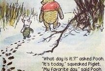 Winnie said it - so true / Humble and honest thoughts