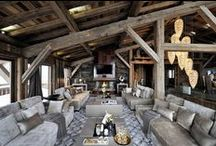 » Luxury Chalet Brickell | Megève | France « / Chalet Brickell has been developed by Pure Concept, a swiss designer-creator firm specialized in luxury properties. It is located in the heart of Megève, a commune in the Rhône-Alpes region in south-eastern France.