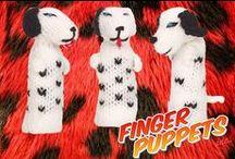 Finger Puppet Photos