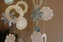 Crochet interior / Crochet stuff for the house