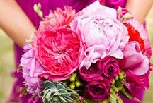 Wedding inspirations 7 - fusia & amaranth
