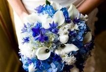 Wedding inspirations 8 - blue