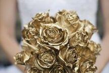 Wedding inspirations 12 - gold