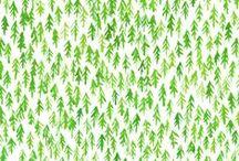 나무 / grass and tree