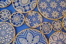 직조 / weave weaving woven