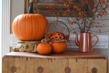 Autum Decorating Ideas