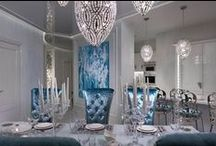 » Interior Design projects by Victoria Faynblat « / Stylish and luxurious interior designs by Victoria Faynblat, famous Ukrainian designer who chose VG lighting and furniture for giving a touch of Italian style to her works.