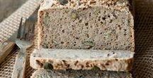Recetas de pan sin gluten