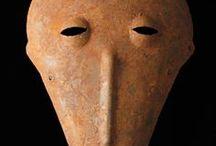Gesicht, Portrait, Maske / Darstellung von Köpfen, Gesichtern in Bildender Kunst und Illustration