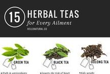 Tea, herbs, and garden / You're all invited to my tea party!