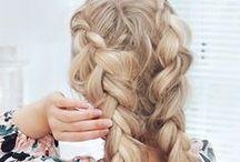 [ hair style ] # / {Hair Style} {Tutorial} {Woman}