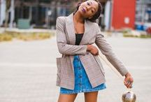 The Cocopolitan ( Meet all my fashion personalities) / Style blogger and content creator