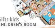 Gifts kids. Children's room / Gifts kids. Children's room. Interesting ideas for decor, sleep and games. Cute baby toys, baby bedding, bright baby blankets and baby bags. Crafts with children, children's creativity.
