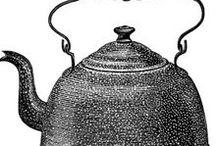 Historisch-Technische Illustrationen und Zeichnungen