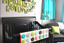 Nursery Inspiration / by Kacey Kendrick Wagner {Stay-at-Home Artist}