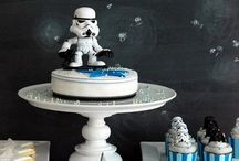 For Cecilia's Boys - Star Wars / Ideas for Star Wars / Lego Star Wars party / by Margaret Henderson