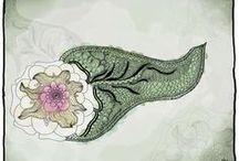 My prints / One of a Kind, Original Prints by Sierra Benson / by Sierra Benson