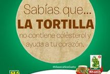 Tortillas / by Mi Maseca USA
