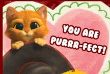 Valentine's Day Cards / Happy Valentine's Day from DreamWorks Animation!