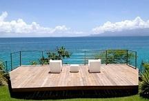 Nos terrasses préférées / Quoi de mieux que se prélasser sur une terrasse ? Voici nos coups de coeur...