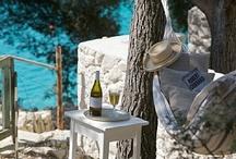 Vacances à la mer / Symbole des vacances, la mer fait le bonheur des petits et des grands. Des plages grecques, aux étendues de sables blancs aux Bahamas en passant les plages du bassin d'Arcachon, la plage est toujours synonyme de souvenirs impérissables et de vacances réussies.