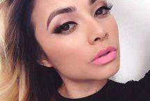 Makeup - Meikkaus / Makeup tutorial looks/ Meikki tutorial kuvia.