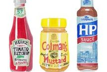♦ Condiments ♦ / by April *Pinner*